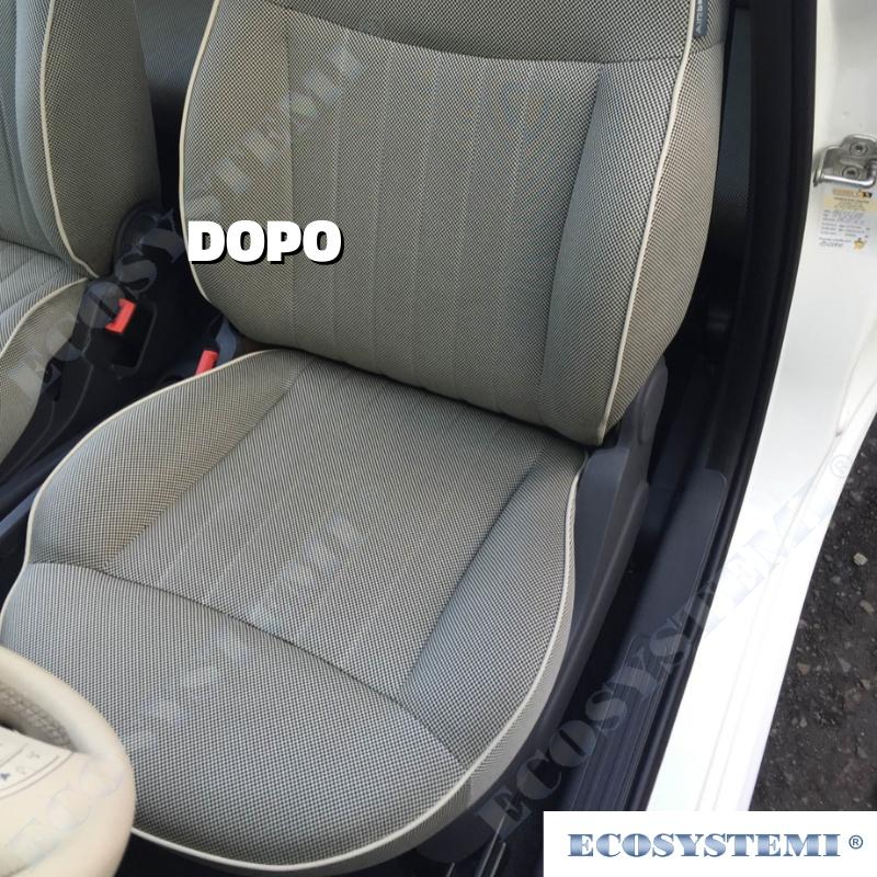 Sedili in tessuto 3 - Ecosystemi - Risultati DOPO