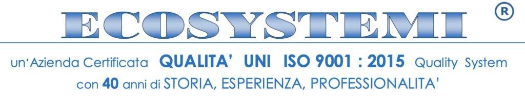 Ecosystemi - Lavaggio, Asciugatura e Disinfezione - Centri Specializzati